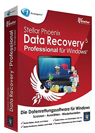 Data Recovery 5 Pro für Windows