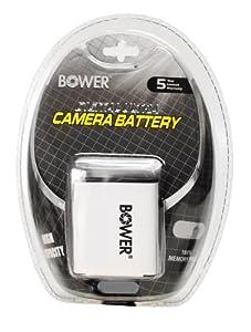 Bower XPDCS20 Digital Camera Battery Replaces Casio NP-20