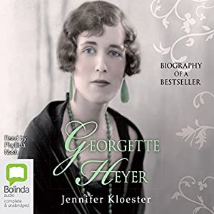 Georgette Heyer Audiobook