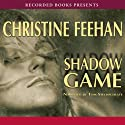 Shadow Game: GhostWalkers, Book 1 (       UNABRIDGED) by Christine Feehan Narrated by Tom Stechschulte