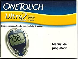 one touch ultra 2 manual