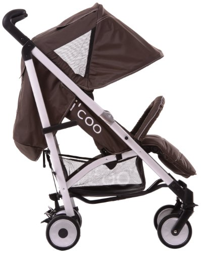 i'coo Phoenix Stroller, Brown, 3-48 Months