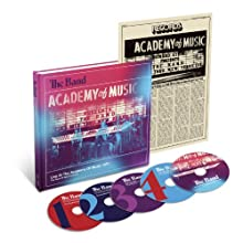 The Band - Live At The Academy Of Music 1971 (NEW 4 x CD & DVD)