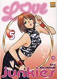 echange, troc Kyo Hatsuki - Love Junkies T05