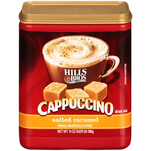hills-bros-cappuccino-salted-caramel-cappuccino-14-ounce