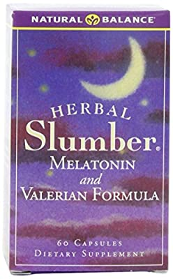 Natural Balance: Herbal Slumber, 60 caps