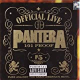 Official Live : 101 Proofpar Pantera