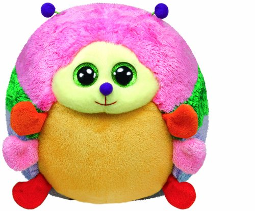 Ty Beanie Ballz Gumdrop The Caterpillar - 1
