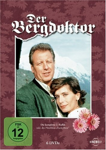 Der Bergdoktor - Die komplette 2. Staffel inkl. des Pilotfilms
