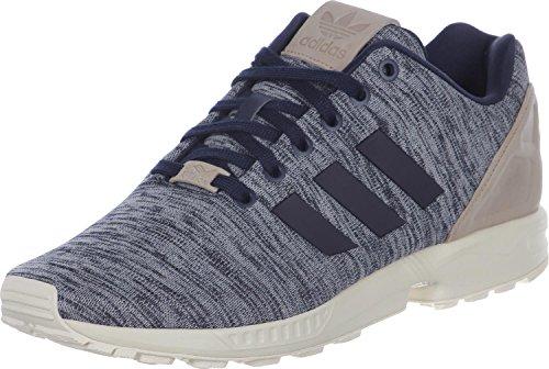 Herren Sneaker adidas Originals ZX Flux Sneakers, Blau Beige, 44 EU thumbnail