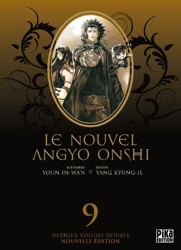 Nouvel Angyo Onshi (le) - Double Vol.9 en ligne