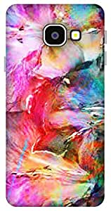 The Racoon Grip Abstract hard plastic printed back case / cover for Samsung Galaxy A3(2016)