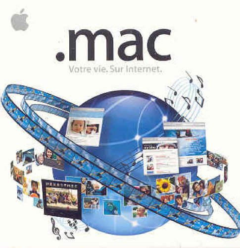 Apple .Mac 4.0 Retail Box Fr (vf)