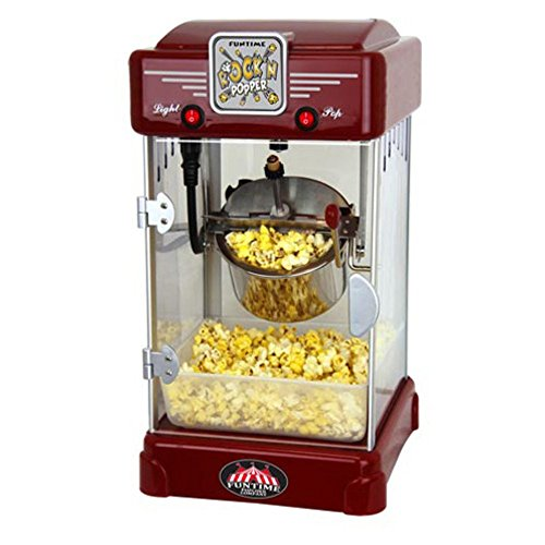 FunTime FT2518 2.5-Ounce Rock'n Popper Hot Oil Popcorn Machine (Hot Oil Popcorn Machine compare prices)