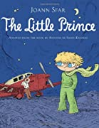 The Little Prince Graphic Novel by  cover image