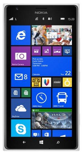 Nokia Lumia 1520 32GB Sim Free Windows Phone 8 Smartphone - White