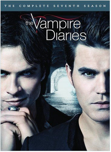 DVD : The Vampire Diaries: The Complete Seventh Season [+Peso($29.00 c/100gr)] (US.AZ.12.97-0-B01G43HD10.1642)