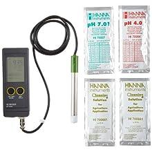 Hanna Instruments HI 991001N Extended Range pH Meter