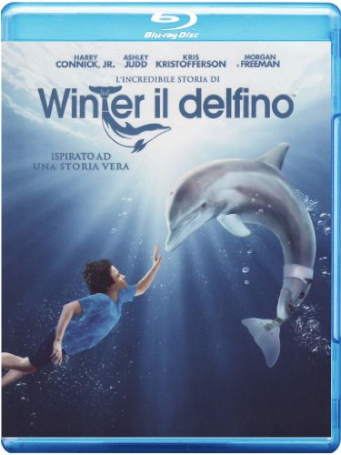L'incredibile storia di Winter il delfino [Blu-ray] [IT Import]