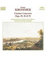 Concerto pour clarinette, op. 36 - Conce