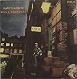 Title Case The Rise and Fall of Ziggy Stardust and the Spiders from Mars