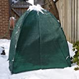 Nuvue Products 20254 Winter Shrub Cover, Hunter Green, 40-Inch