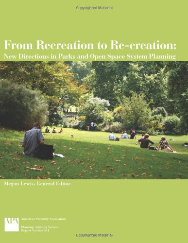 From Recreation to Re-creation: New Directions