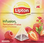 Lipton Infusion Tentation Fraise Fram...