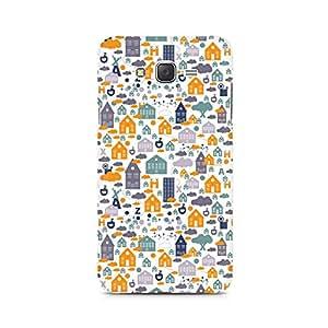 Ebby Casute Premium Printed Case For Samsung J5 2016 Version