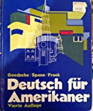 Deutsch fur Amerikaner (0442200676) by C. R Goedsche