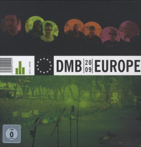 Europe - Inclus DVD et livre