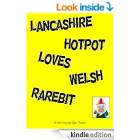 Lancashire Hotpot Loves Welsh Rarebit