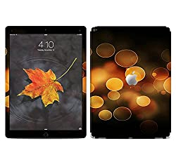 Theskinmantra Bubbles glow SKIN/STICKER/VINYL for Apple Ipad Pro Tablet 12.9 inch