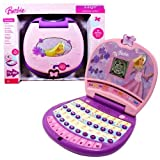 Oregon Scientific Year 2007 Barbie Series Learning Laptop : B-BRIGHT With 20 Learning Activities (10