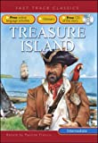 Treasure Island: Intermediate CEF B1 ALTE Level 2 (Fast Track Classics ELT)