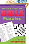 World's Greatest Bible Puzzles--Volum...