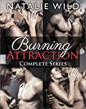 Burning Attraction (Contemporary Romance) Complete Collection