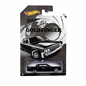 Hot Wheels James Bond 007 2015 - Goldfinger (3 of 5)