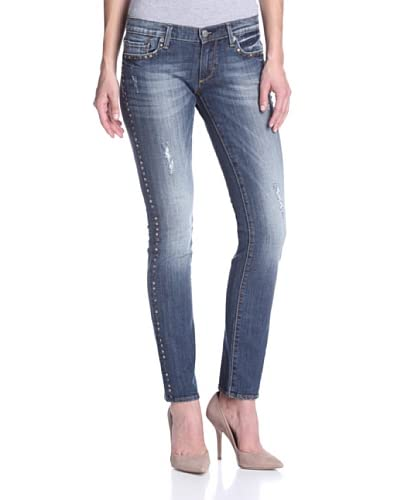 Driftwood Women's Jean with Nailhead Detail