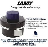LAMY ボトルインク 50ml ブルーブラック LT52BLBK 〔正規輸入品〕