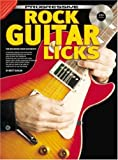 img - for Progressive Rock Guitar Licks book / textbook / text book