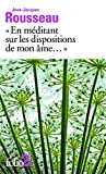 img - for En Meditant Sur Les Dispo (Folio 2 Euros) (French Edition) book / textbook / text book