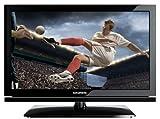 Grundig 22 VLE 8220 BG 55 cm (22 Zoll) LED-Backlight-Fernseher, EEK B (Full HD, 100 Hz PPR, DVB-T/C/S2) schwarz
