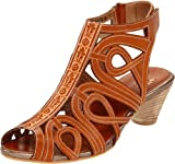 Spring Step Women's Flourish Sandal,Natural,40 EU/9 M US