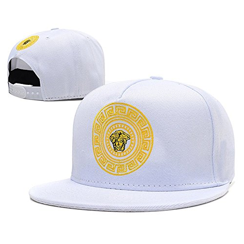bunnyphmy-unisex-new-fashion-adjustable-baseball-versace-snapback-cap