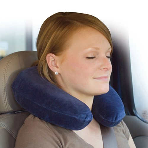 Core 193 Memory Travel Core Pillow - Core Products # 193 front-550822