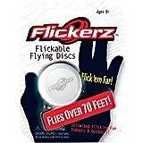 世界最小のフライングディスク Flickerz(フリッカーズ)シングルパック ホワイト