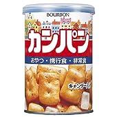 ブルボン 缶入カンパン 100g×24個