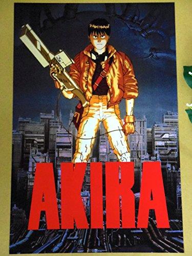 小ポスター「アキラ」AKIRA、その1