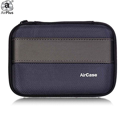 Airplus AirCase HDD Hard Disk Case/Cover For External Hard Disk 2.5 Inch [GREY]